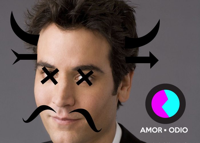 10 razones para odiar a TED MOSBY