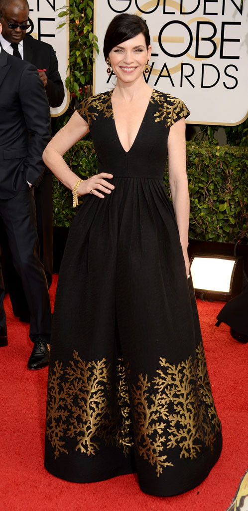 10 Fashion Faceoffs: Golden Globes vs. SAG Awards