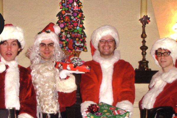 Villancicos de navidad con banda
