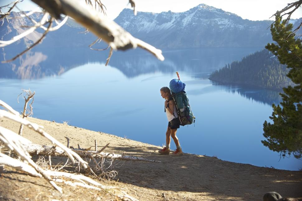 "Pacific Crest Trail en ""Wild"""