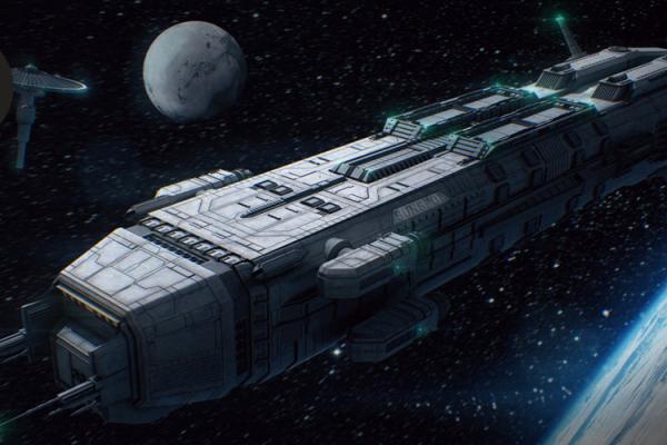 Top 5 De Naves Espaciales