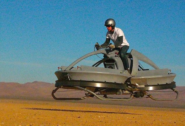 hooverbike
