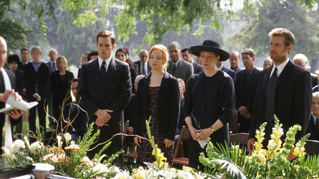 sixfeetunder funeral