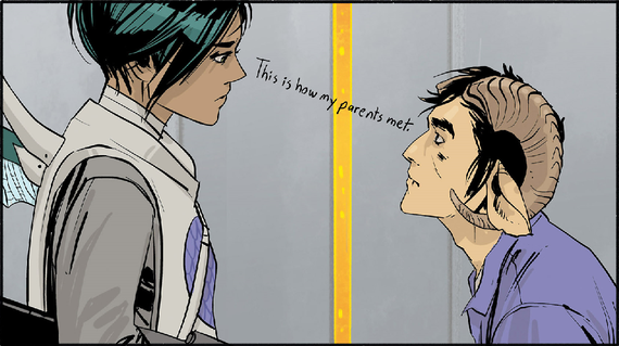 Saga Cómic comic