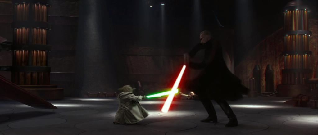 Yoda_Tyranus_duel