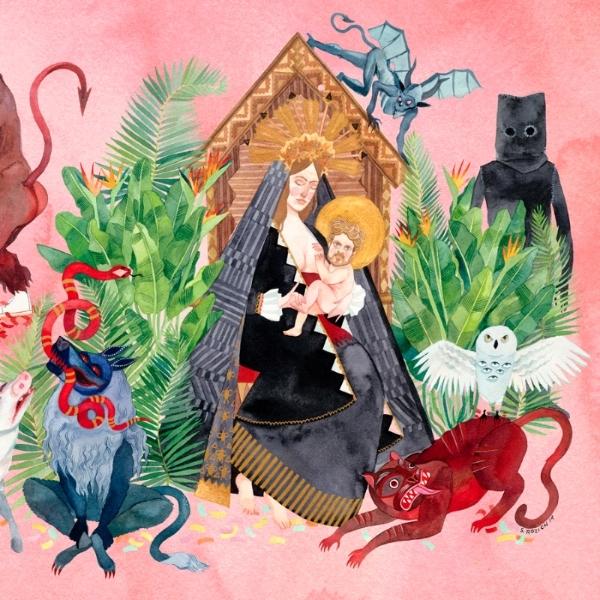 06. Father John Misty I Love You, Honeybear