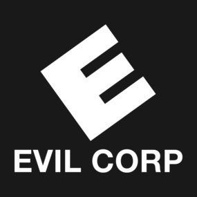 evil corp mr robot logo