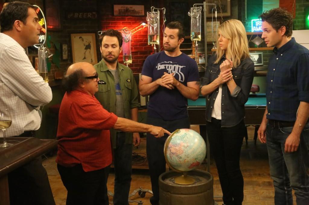 Darle la vuelta al globo
