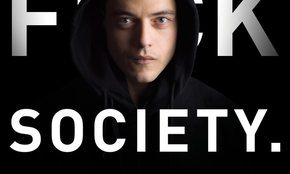 Mr robot fuck society