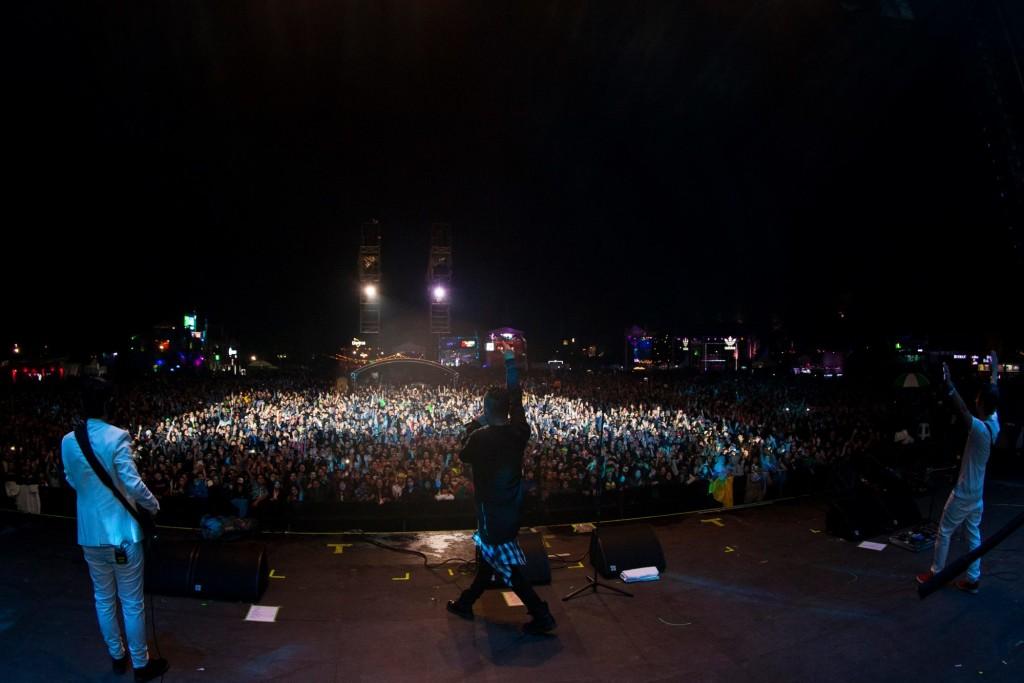 Foto por David Micolta. Tomada del Facebook Oficial del Festival Estéreo Picnic.
