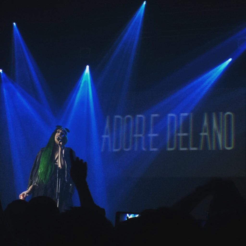 Adore Delano en Rupaul's Drag Race BOTS Barcelona 2016