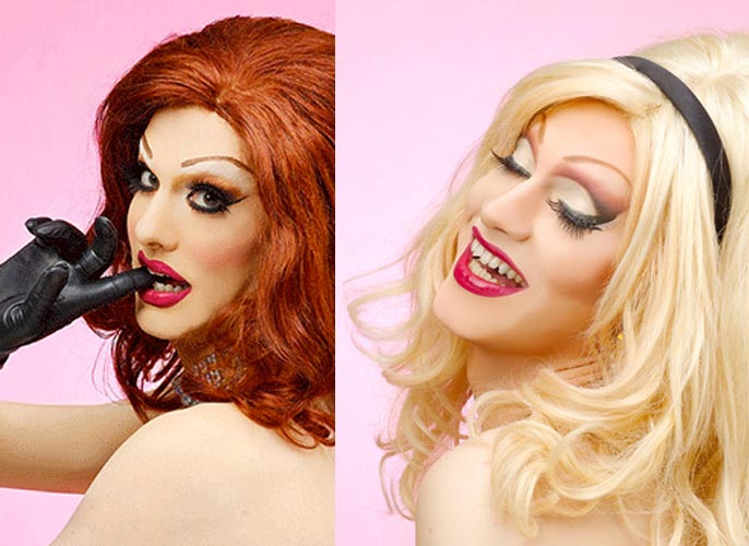 Robbie Turner vs Jinkx Monsoon