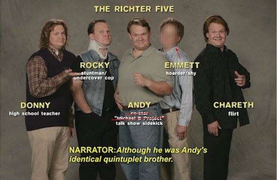 richter five