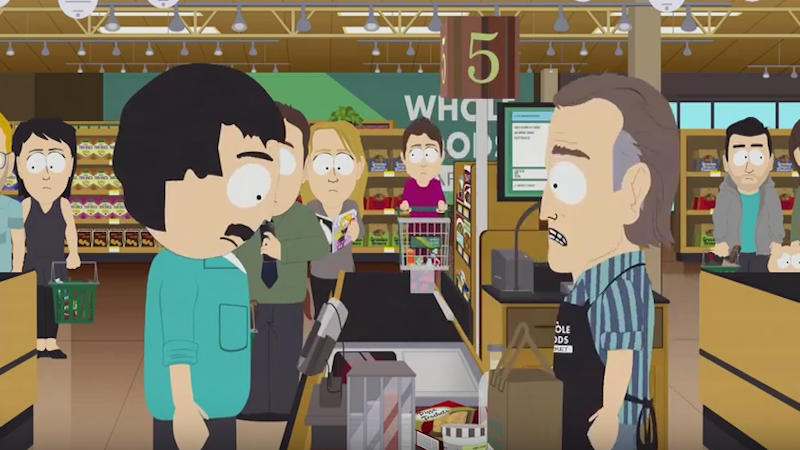 Whole foods South Park