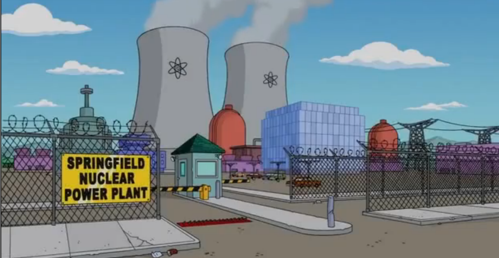 Planta Nuclear de Springfield