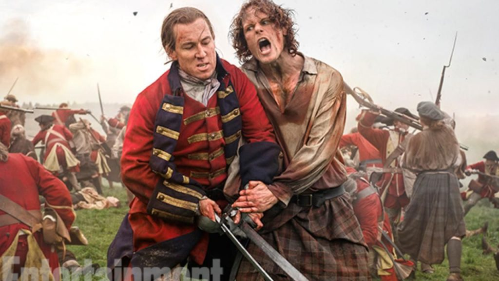Outlander - The Battle Joined
